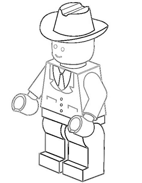 coloring pages lego figures 82 best mini figures lego images on pinterest birthdays