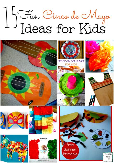 Ideas For Children - 15 cinco de mayo ideas for