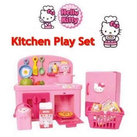 Miniatur Hello Kitchen Set hello kitchen play set miniature play ebay