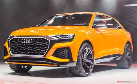 Audi Large Suv by Audi Q8 Sport Concept Previews New Large Suv