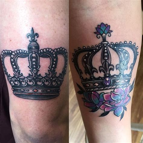 tattoo queen west bar the gallery for gt king crowns tattoos