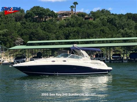 sea ray boats for sale in texas 1995 sea ray 340 boats for sale in texas