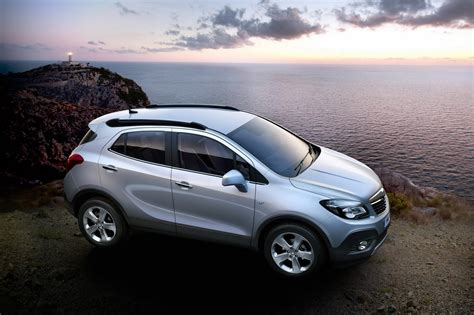 opel mokka opel mokka small crossover photos and details