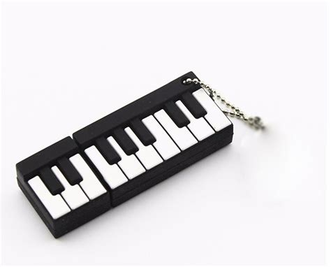 Keyboard Flashdisk piano usb flash drive fshion pendrive pen drive 4gb u disk 8gb 16g 32g