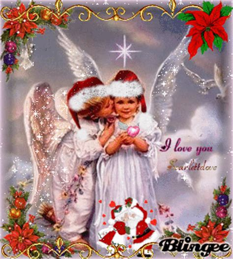 imagenes i love you angel i love you my angel by sd picture 75841708 blingee com