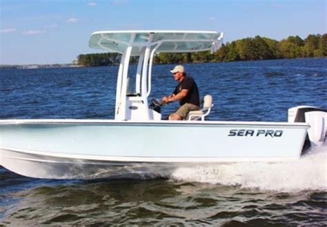 sea pro boats price sea pro 208 bay dlx 2016 2016 reviews performance