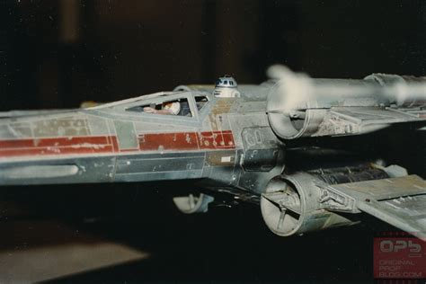 Pesawat Wars 1996 Lfl Lucas x wing and tie pics from the lucasfilm archives