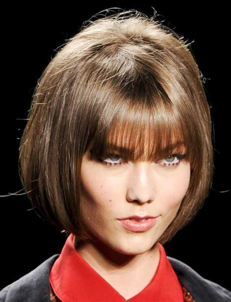 flat face hairstyle ideas for short bob hairstyles hairstyles