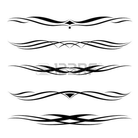 Decorative Line Borders by Decorative Horizontal Line Clipart 39
