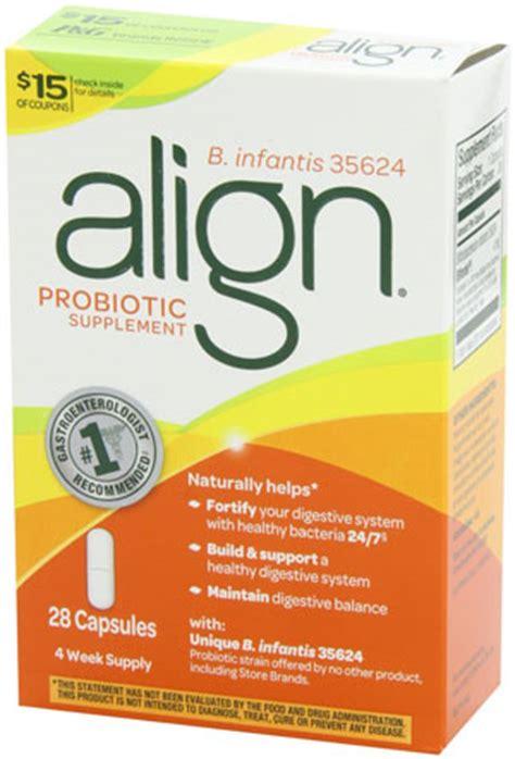 align probiotic reviews: side effects, ingredients