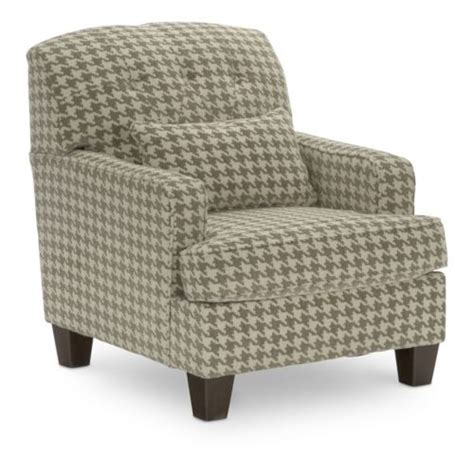 Houndstooth Accent Chair by Basset Houndstooth Accent Chair Ericka