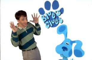 blues clues picture senior media thesis blues clues blast from the past