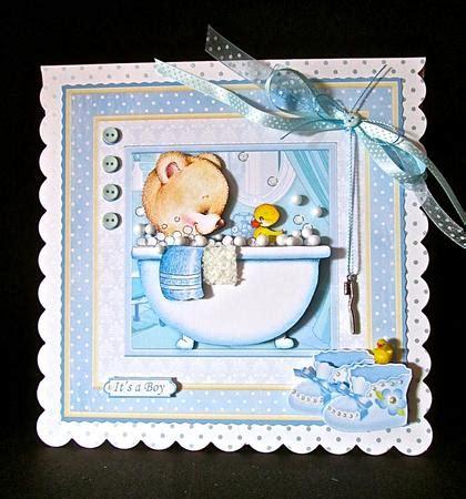 Decoupage Kits Sale - baby boy time 8x8 decoupage mini kit cup633310 68