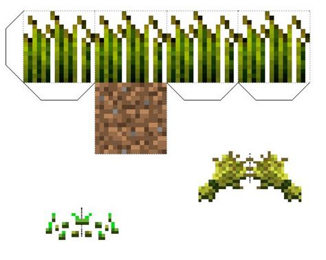 Minecraft Papercraft Grass - 413 best images about paper craft for alva on
