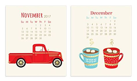 faux designs desk calendar faux designs gift calendar 2017 meadow