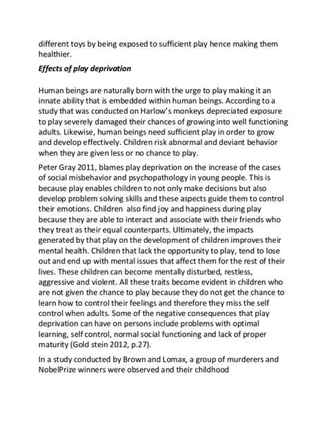thesis abstract about child development toys influence on children essay collegeconsultants x