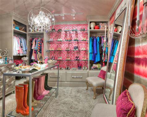 Pink Closet by Photos Hgtv