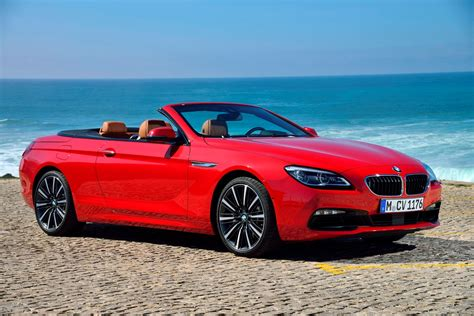 Bmw Convertible Price by 2018 Bmw 6 Series Convertible Review Trims Specs And