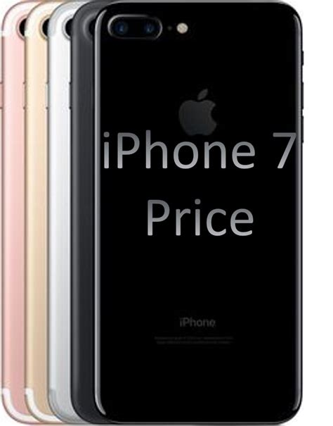 7 Iphone Price by Iphone 7 And Iphone 7 Plus Price In Usa Uk Canada Australia And Other Countries Iphone Buzz