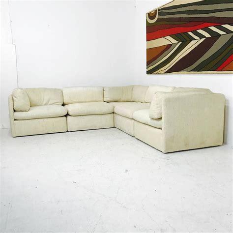 thayer coggin sectional milo baughman modular sectional sofa for thayer coggin at