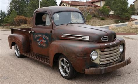 1948 ford f1 awesome patina no reserve for