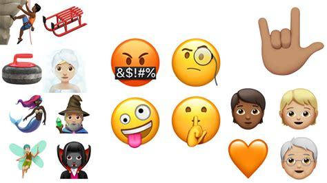 emoji baru jangkrik duyung drakula ini lho emoji baru di iphone
