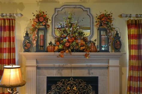 mantel decorations for fall fall mantel decorations autumn decor