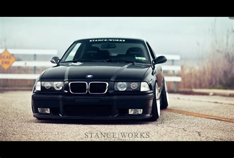 bmw e36 stanced anthony care s e36 m3 stance works