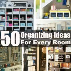 Cheap Kitchen Organization Ideas 50 Organizing Ideas For Every Room In Your House Diy