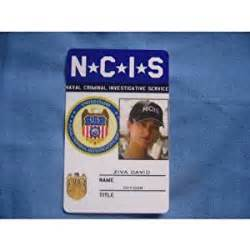 Amazon Gift Card Id Number - amazon com ncis special agent ziva david pvc id card badge ncis id badge template