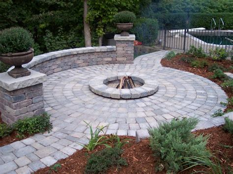 Fire Pit Ideas For Patio by Fire Pit Design Tips From The Masters Yard Ideas Blog