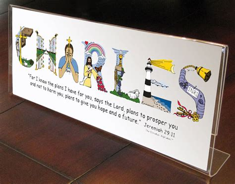 personalized graduation gift for college or high school