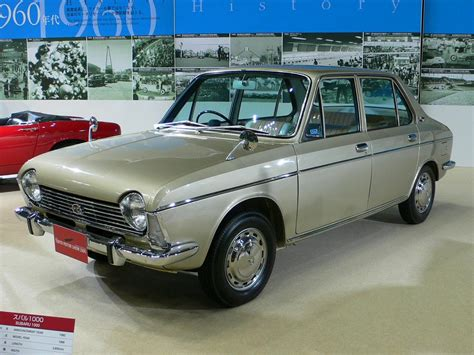 old subaru subaru 1000 wikipedia