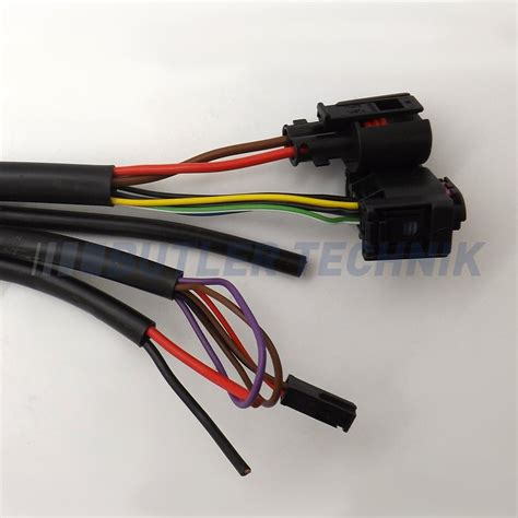 webasto heater electric cable thermo top 9001080d 1320454a
