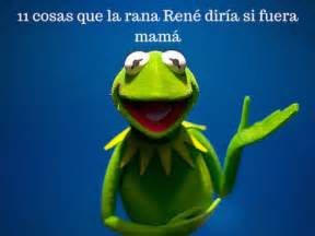 Rana rene con frases pictures to pin on pinterest