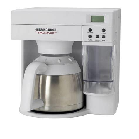 coffee maker space saver