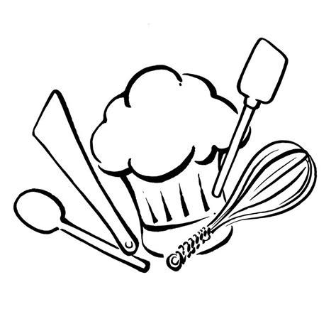 dessin pour cuisine ustensiles de cuisine savine