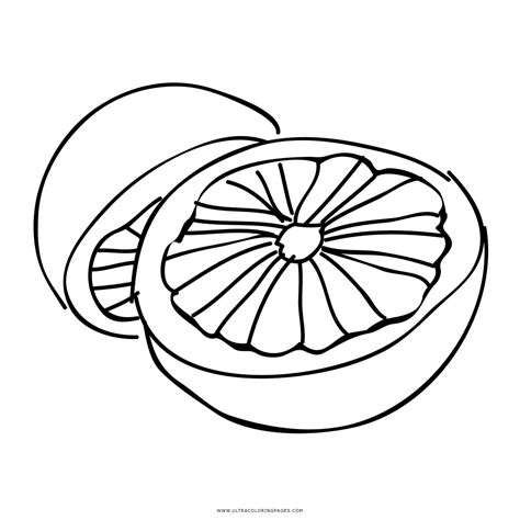 grapefruit color grapefruit coloring page ultra coloring pages