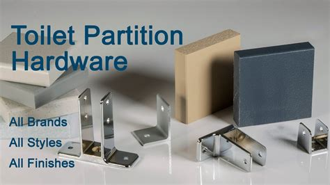 bathroom partitions hardware inexpensive hardware replacement toilet partition hardware youtube
