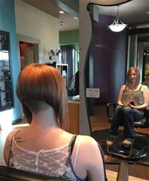 extreme shattered angled bob hair beauty pinterest extreme inverted and stacked bob with short nape short