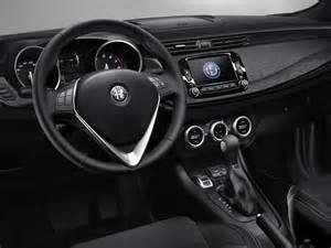 Alfa Romeo Giulietta Interior Pictures Alfa Romeo Giulietta Nuova Fuelyourinstinct