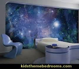 Outer space bedrooms decorate solar system bedrooms