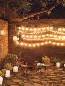 outdoor garden string lights photos hgtv