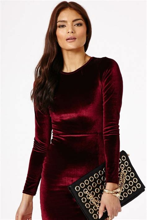 Sleeve Velvet Dress sleeve velvet dress in my style