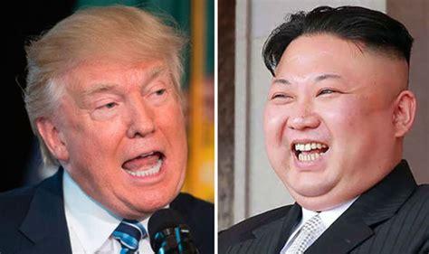 donald trump kim jong un kim jong un is not afraid of trump s fire and fury ex