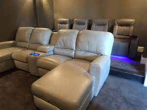 theater sofa palliser theater seating with media sofa gorgeous room