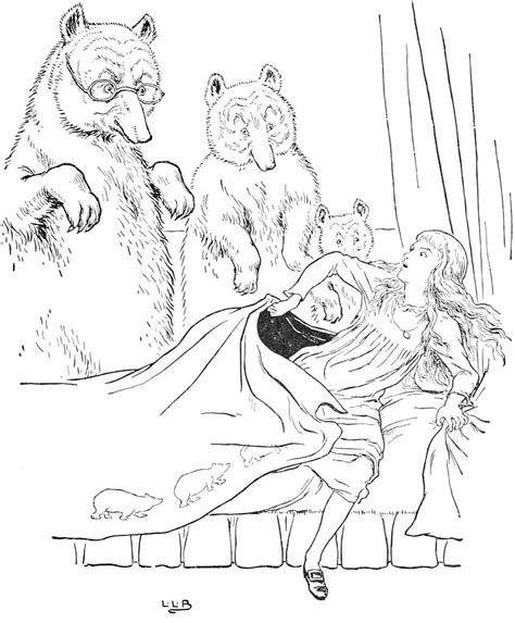 printable coloring pages goldilocks three bears coloring pages free coloring pages of three bears