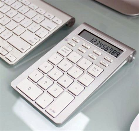 Keyboard Numeric Wireless add a bluetooth numeric keypad to your computer s keyboard the gadgeteer