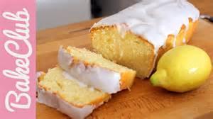 zitronen kuchen zitronenkuchen bakeclub
