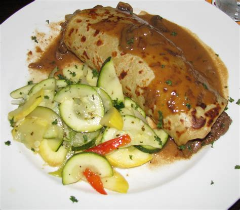cuisine irlandaise typique file boxty with beef and squash jpg